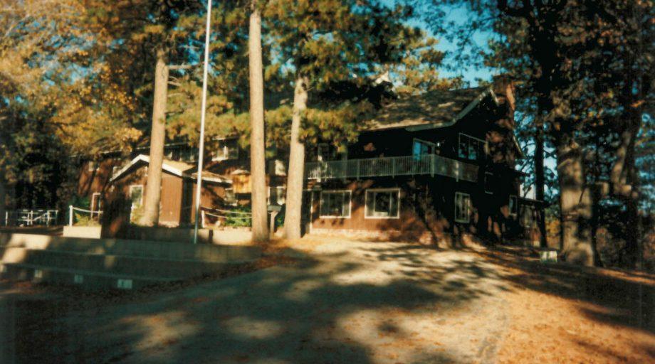 Vintage shot of Pali facilities