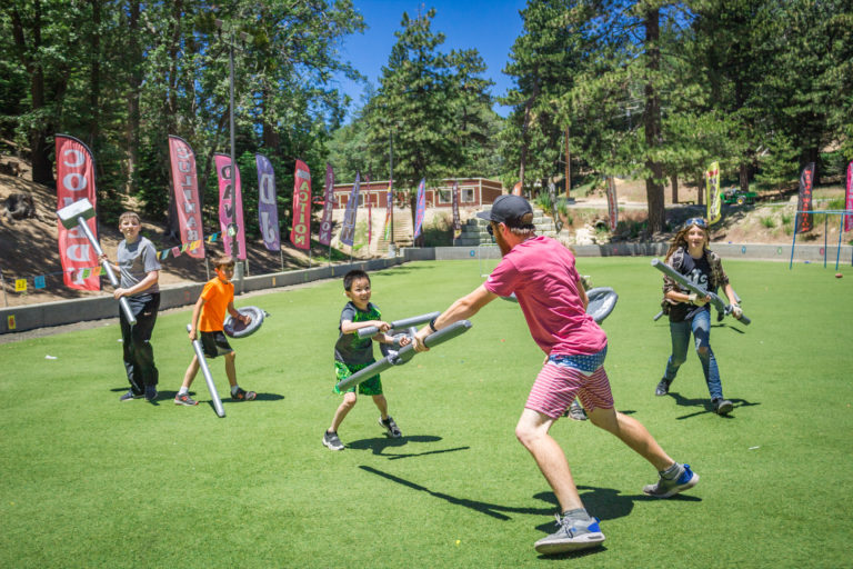 Best LARP Summer Camp in Southern California | Pali Adventures