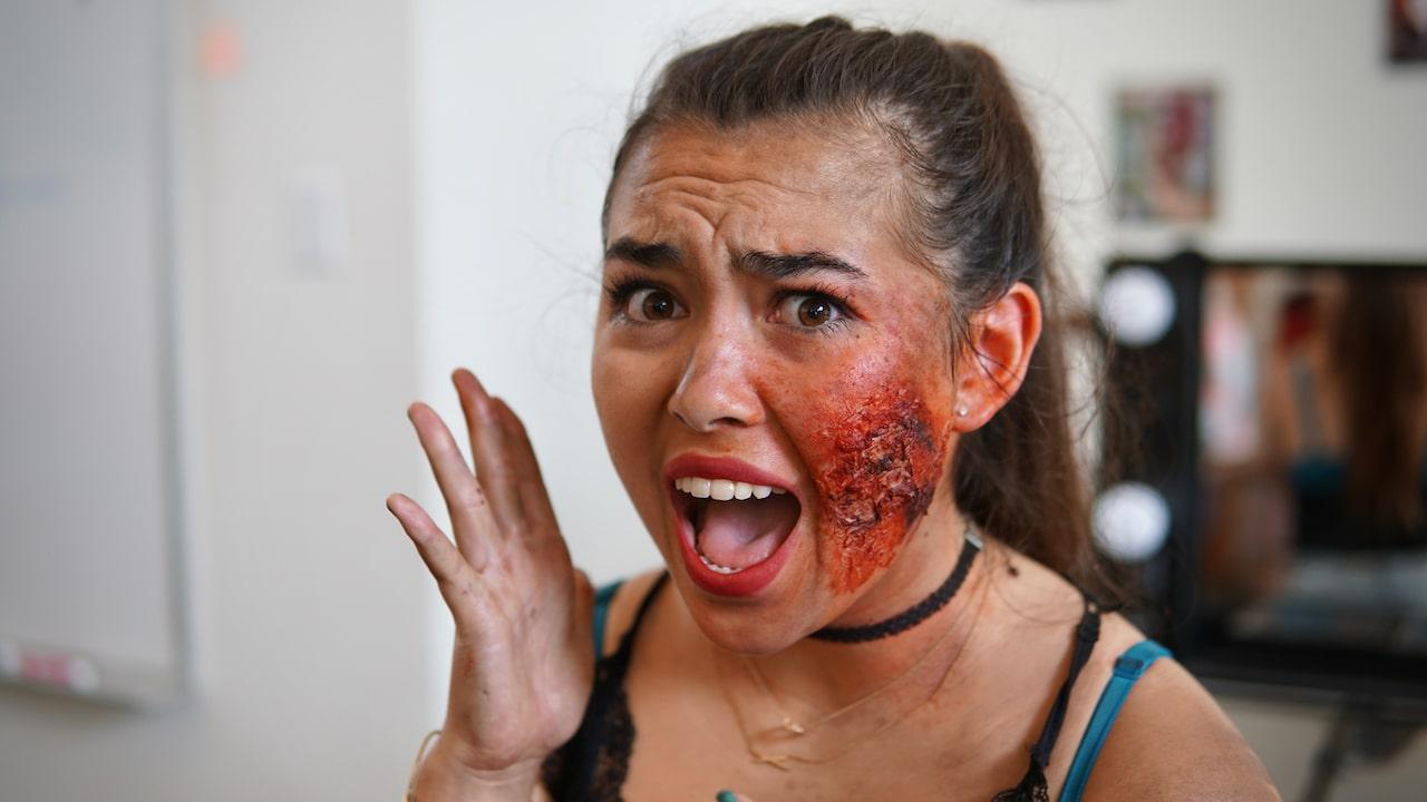Summer Camp Special Effect Makeup Tips